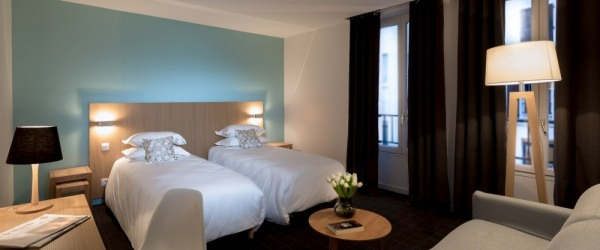 Welcome to the Hotel Mirabeau Eiffel Paris !
